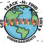 Track N Find GPS Undergarments 4 kids